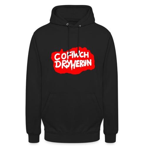 Cofiwch Dryweryn - Unisex Hoodie