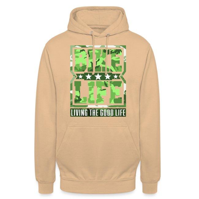 Bikelife Green Camo