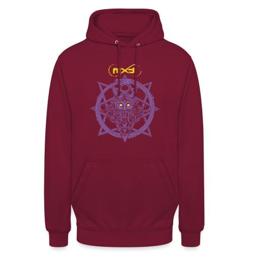 mxd endurance color - Sweat-shirt à capuche unisexe