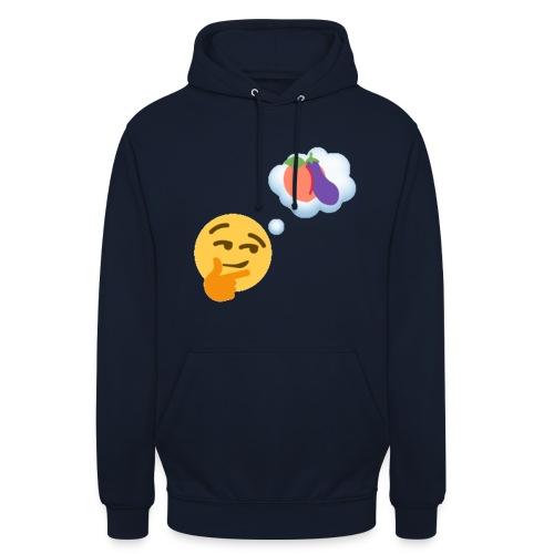 "Johtaja98 Emoji - Huppari ""unisex"""