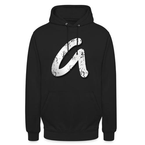 a_logo_big_destroy - Unisex Hoodie