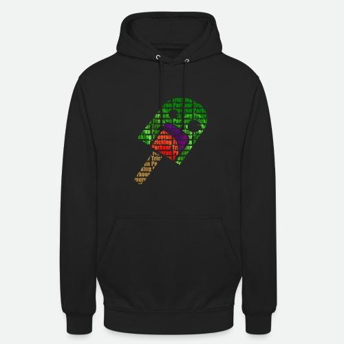 Polo Letras Camisa png - Sudadera con capucha unisex