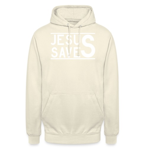Jesus Saves - Unisex Hoodie