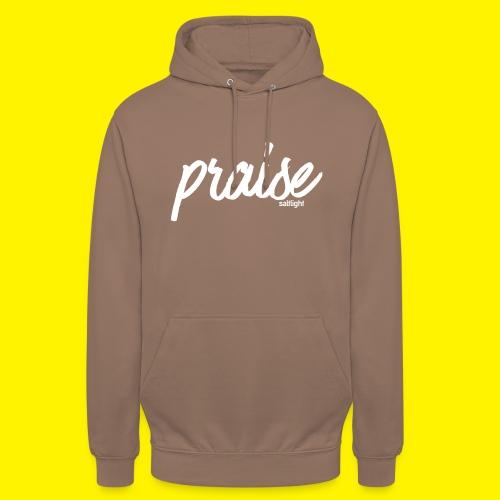 Praise (WHITE) - Unisex Hoodie