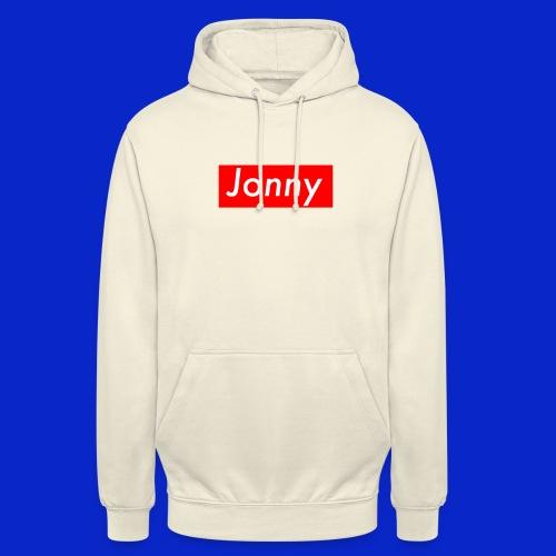 Jonny - Unisex Hoodie