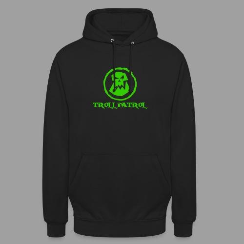 Troll Patrol Logo 2 - Unisex Hoodie