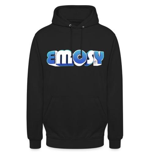 Em0sy - Felpa con cappuccio unisex