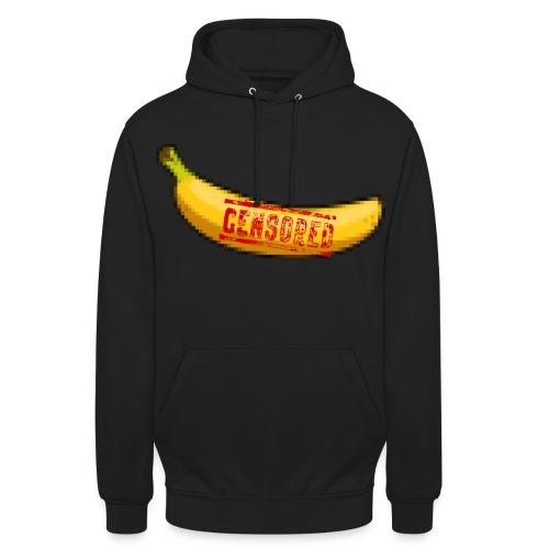 banana PIXEL png - Unisex Hoodie