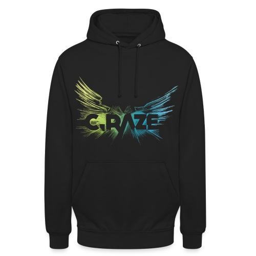 C Raze Shirt black - Unisex Hoodie
