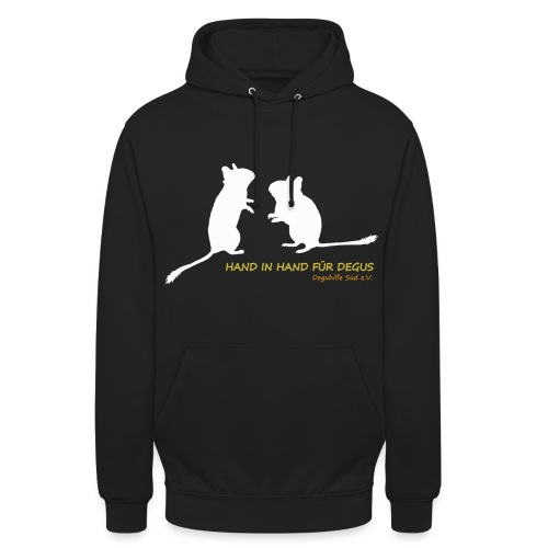 Schattenriss Duo DHS - Unisex Hoodie