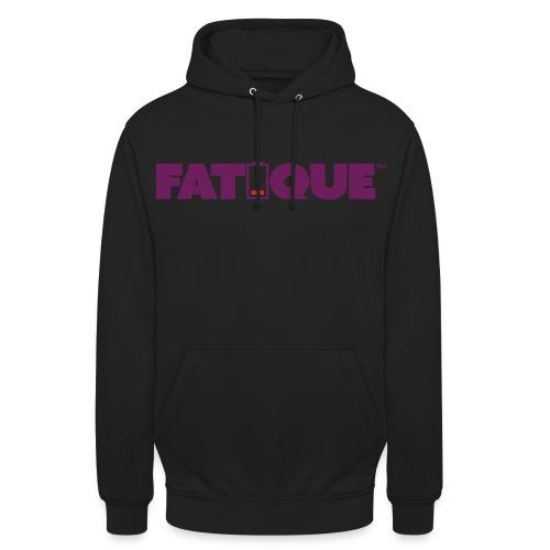 """Fatigue plum loco logo - Huppari """"unisex"""""""
