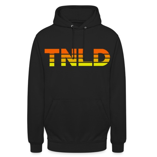 Original Logo Orange - Unisex Hoodie