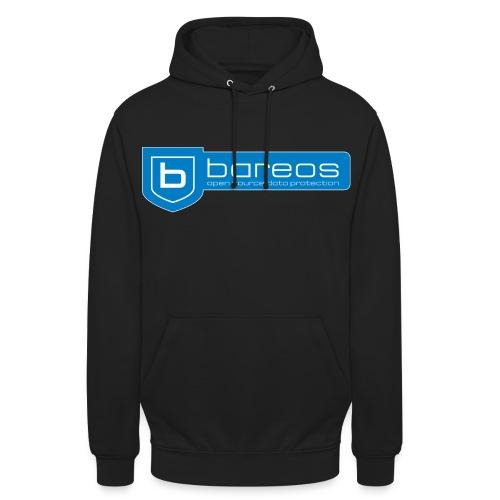 bareos logo full png - Unisex Hoodie