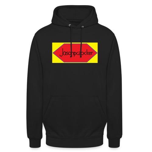 Jasonpczocker Design für gelbe Sachen - Unisex Hoodie
