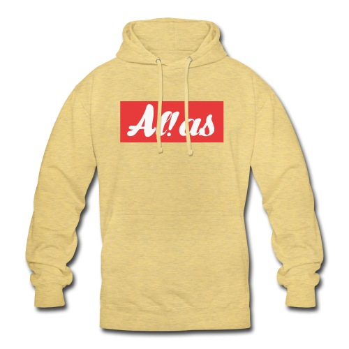 Al!as - Hættetrøje unisex