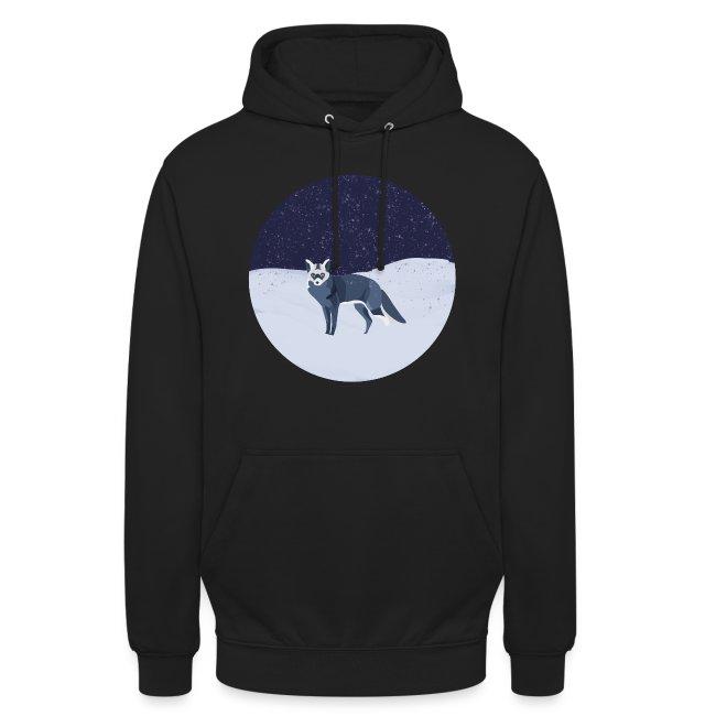 Blue fox