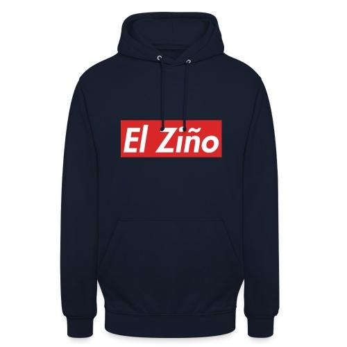 El Ziño - Sweat-shirt à capuche unisexe