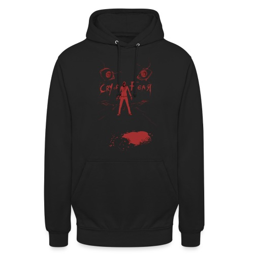 Cry of Fear - Design 5 - Unisex Hoodie