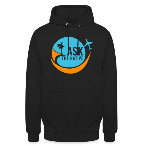 Ask the Native Original Logo - Hoodie unisex
