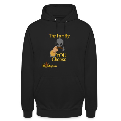 The Family You Choose - Unisex Hoodie