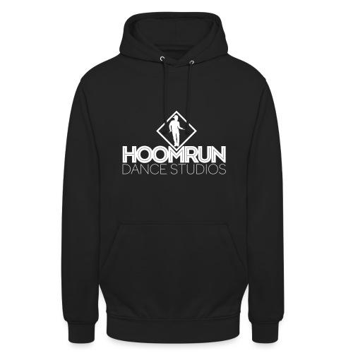 homerun logo rood - Hoodie unisex