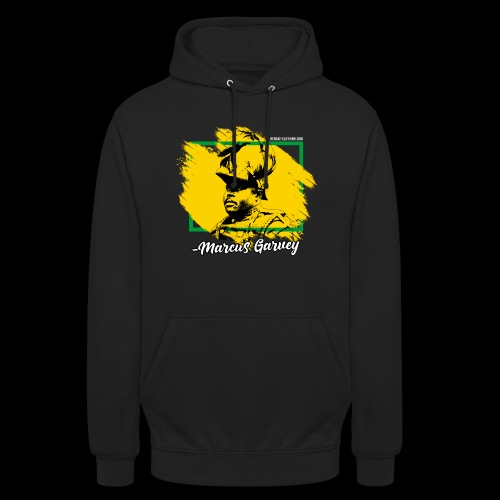 MARCUS GARVEY by Reggae-Clothing.com - Unisex Hoodie