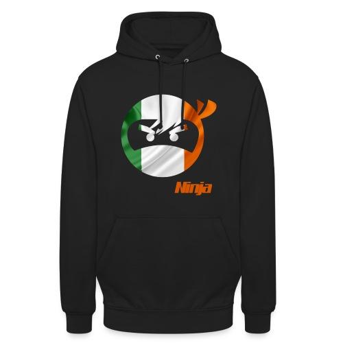 Irish Planet Ninja - Unisex Hoodie
