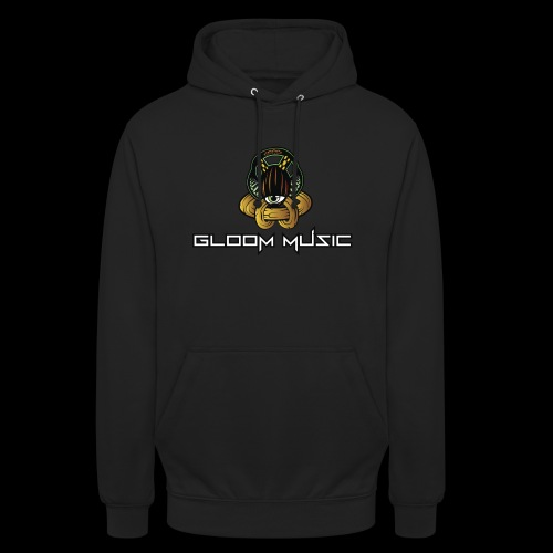 GLOOM MUSIC LOGO COLOR - Unisex Hoodie