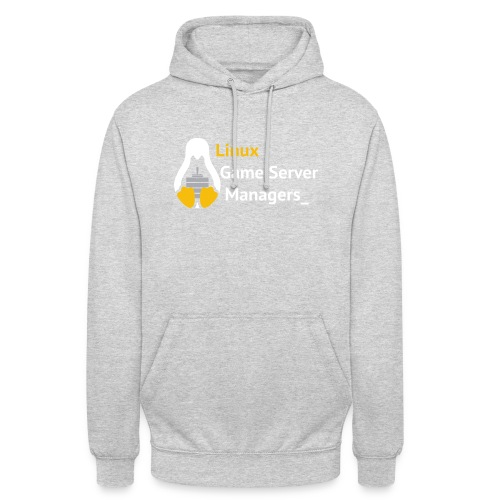 Linux Game Server Managers - Unisex Hoodie