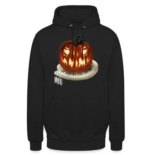 Piano Pumpkin - Unisex Hoodie