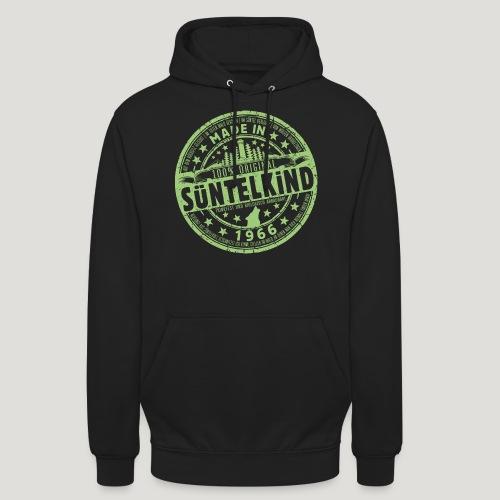 SÜNTELKIND 1966 - Das Süntel Shirt mit Süntelturm - Unisex Hoodie