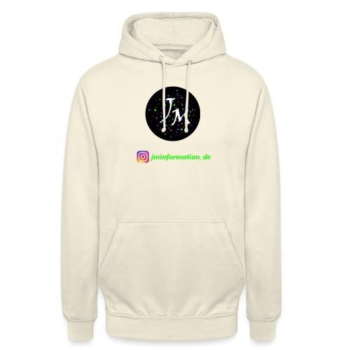 jminformation-Logo - Unisex Hoodie