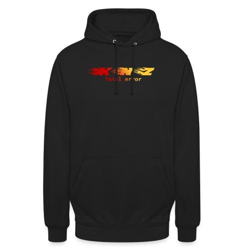 NVX TEST R png - Sweat-shirt à capuche unisexe