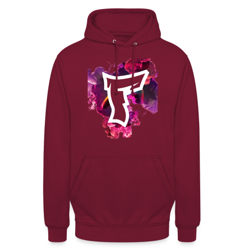 NEW Logo Design by Floriankiller007 - Unisex Hoodie