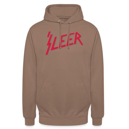 'S LEER – lustige Geschenkidee für Metalfans - Unisex Hoodie