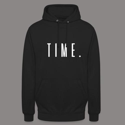 time - Unisex Hoodie