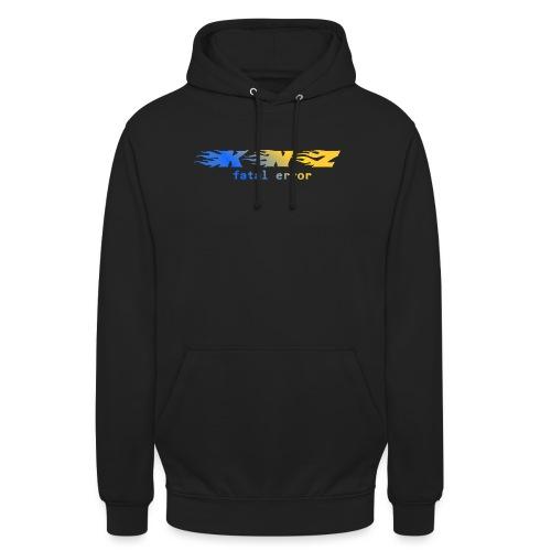 NVX TEST B png - Sweat-shirt à capuche unisexe