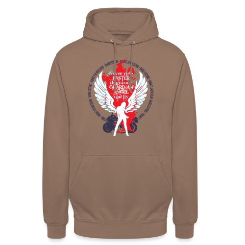 Kabes Guardian Angel T-Shirt - Unisex Hoodie