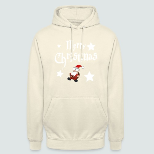 Merry Christmas - Ugly Christmas Sweater - Unisex Hoodie