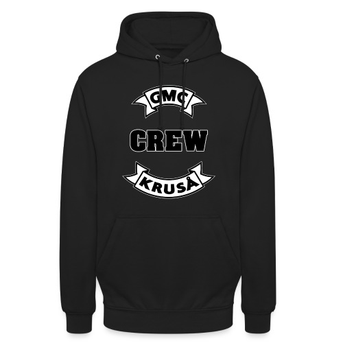 GMC CREWSHIRT - KUN FOR / CREW MEMBERS ONLY - Hættetrøje unisex