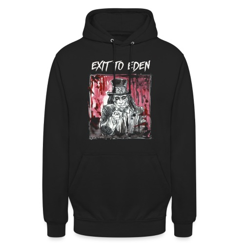 Exit To Eden - Goth 'n' Roll Head - Unisex Hoodie