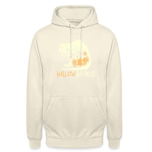 HallowSaurus T-Shirt - Felpa con cappuccio unisex