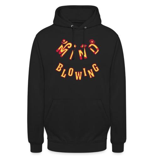 Mind Blowing - Hættetrøje unisex