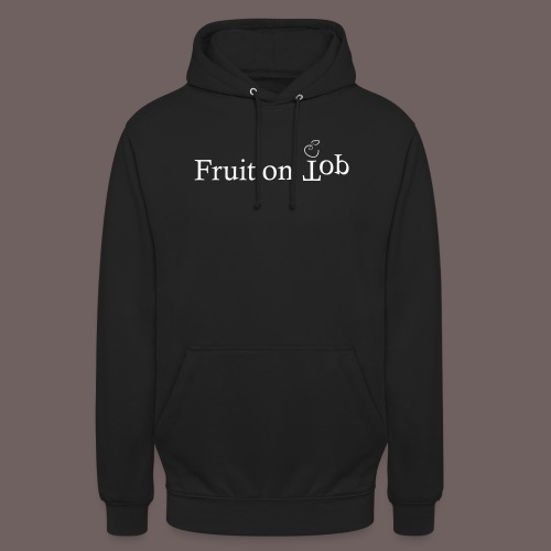 GBIGBO zjebeezjeboo - Fleur - Fruit [FlexPrint] - Sweat-shirt à capuche unisexe