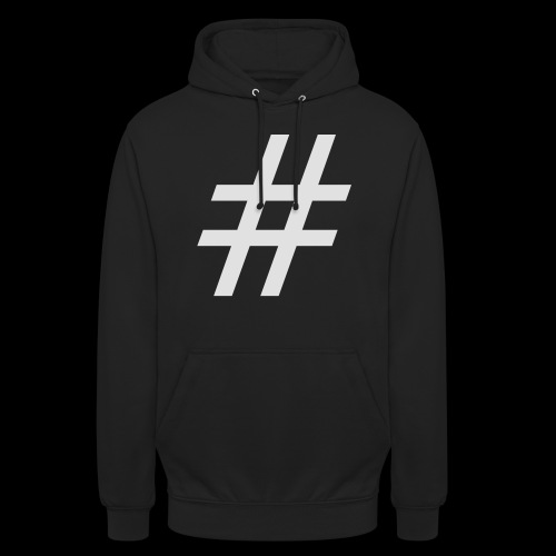 Hashtag Team - Unisex Hoodie