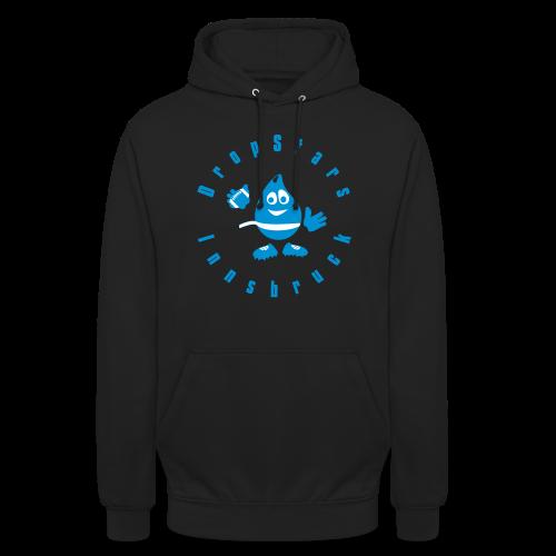 Logo DropStars Innsbruck Droppy - Unisex Hoodie