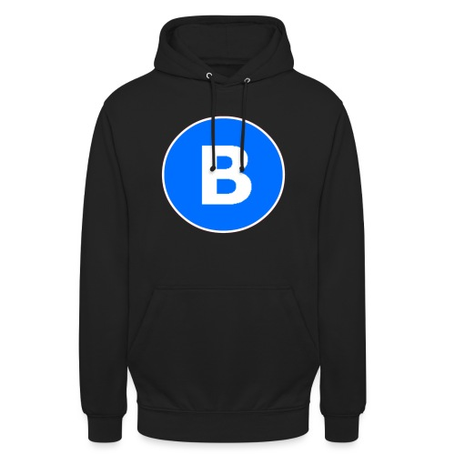 BluePrison - Hættetrøje unisex