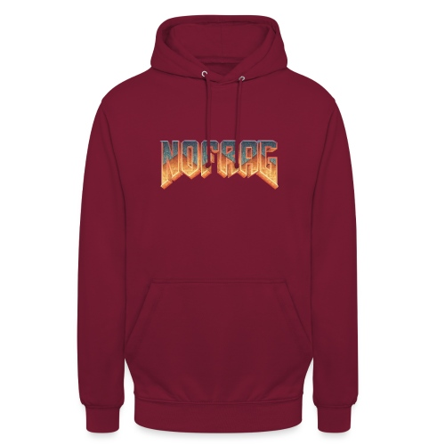 TshirtNF DOOM - Sweat-shirt à capuche unisexe