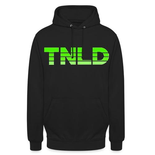 clothing logo green gif - Unisex Hoodie