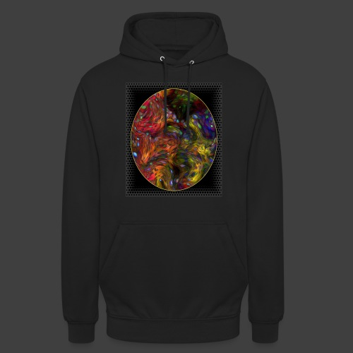 Who will arrive first - Unisex Hoodie